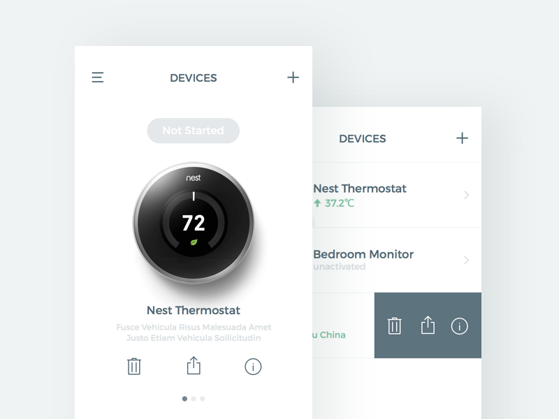 Smart Device Platform smart device platform nest withinngs device