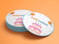 Kadonation Coasters
