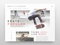Skate Popular Magazine