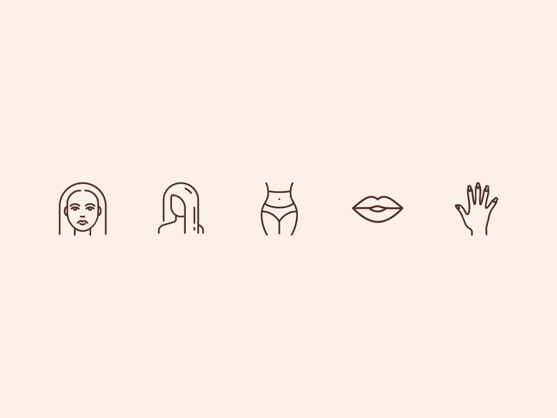Ikarov Website Icons