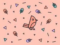 Birdie Memphis pattern