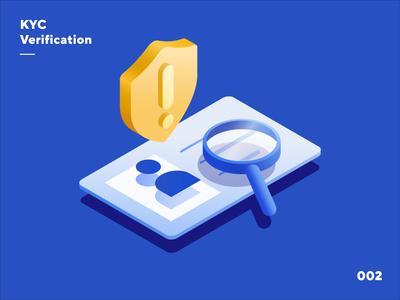 Nexo Illustration - KYC Verification