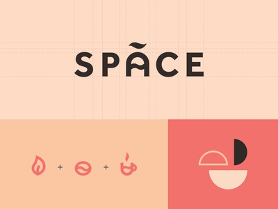 Space Coffee Logo