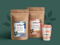 Space Coffee Packaging
