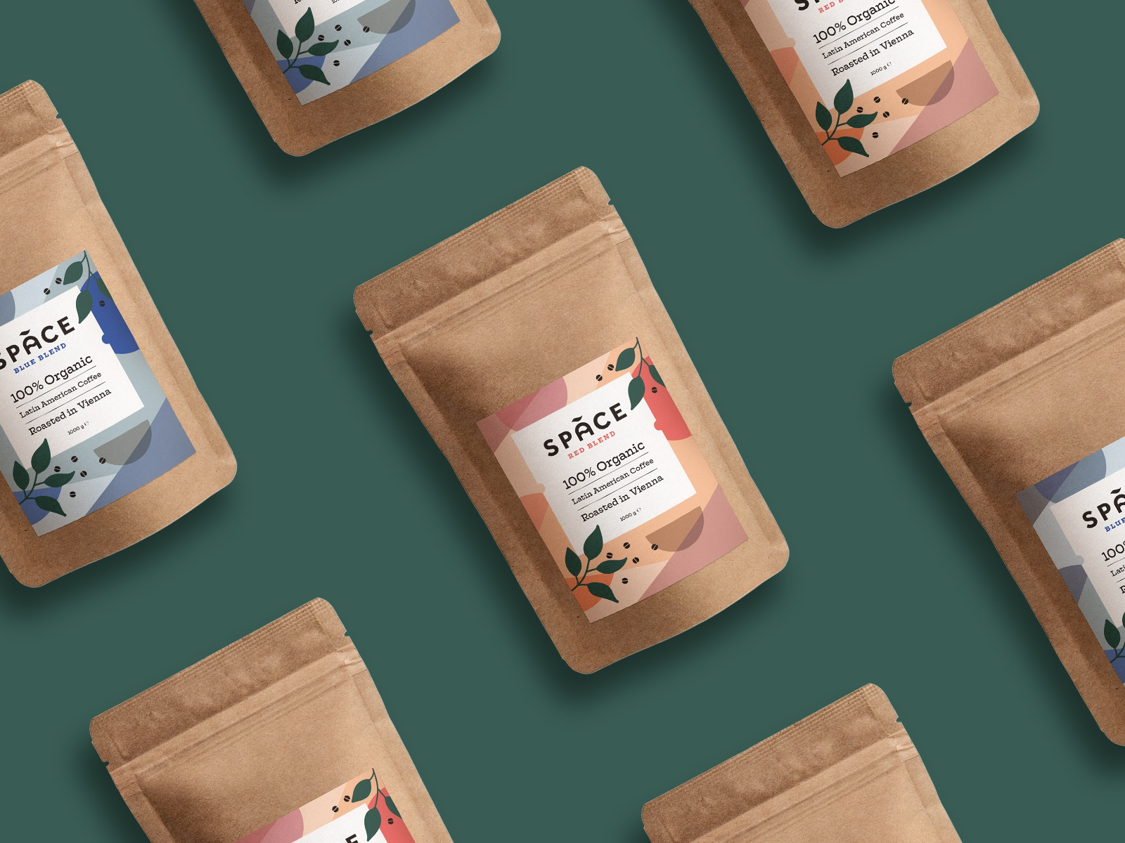 Space coffee package dribbble v04