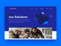 Beta Peak Website 1