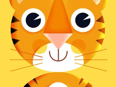 Nursery Tiger