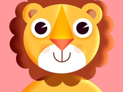 Nursery Lion