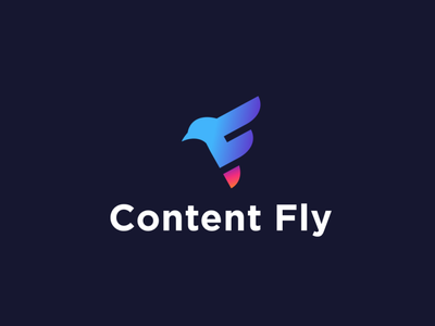 Modern Technology Logo mobile website company corporate fly content technology tech vector ui app design branding graphic design logo