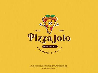 Pizza Restaurant Logo grill bbq food ux ui illustration vector app branding design graphic design logo restaurant pizza