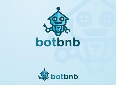 Technology Logo Design chatbot bot robot website mobile tech vector app ui branding technology logo app logo graphic design logo design logo