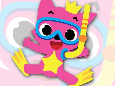 Cartoon Character 1 vector illustration animation graphic design