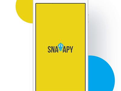 Onboarding App screens branding illustration gif flinto iphone blue flat sketch clean animation app ux design ui ukraine onboarding
