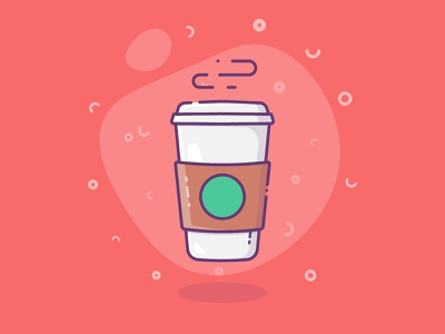 Starbucks coffee cup outline icons icon starbucks coffeeshop coffee cup coffee