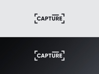"Daily Logo Challenge: Day 25 ""Photographer Logo"" V3 photographer photogrpahy daily challange dailylogo icon abstract logo dailylogochallenge"