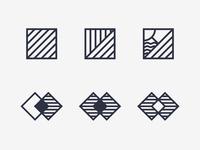 "Daily Logo Challenge: Day 17 ""Geometric Logo"""