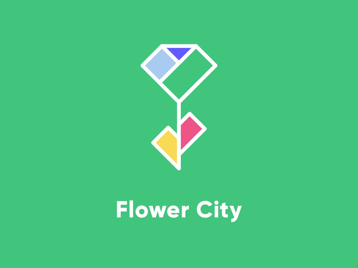 """Daily Logo Challenge: Day 22 """"City Logo"""" line art branding outline abstract daily challange dailylogo illustration logo icon dailylogochallenge golden"""