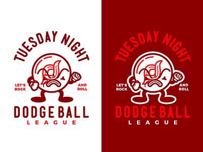 GLASS CANNONS | Dodgeball Mascots Series pt.2 sports marble mascot illustration dodgeball character cartoon