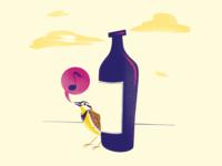 Imbibe Bird