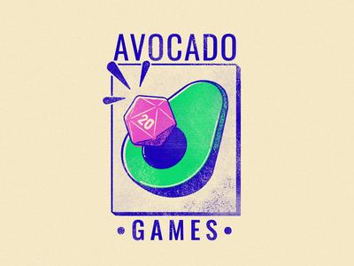 Avocado Games Logo