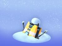 Inktober Day 11 – Snow