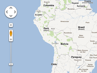 Freebie: Google Maps UI for Fireworks