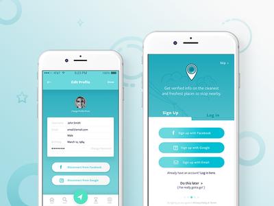 Onboarding ui ux product design navigation app mobile app app design app location ios onboarding gradient button gradient