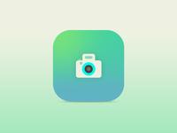 #DailyUI 004 App Icon