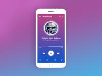#DailyUI 009 - Music Player