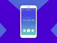 #DailyUI 14 - Countdown Timer