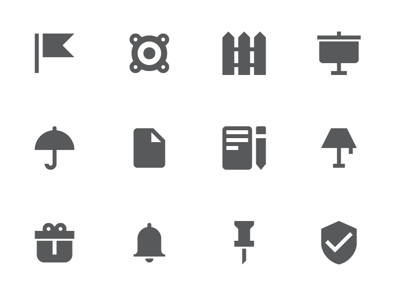 Material Design Glyph Icons eps ai icon freebies freebie psd vector flat seo icons free