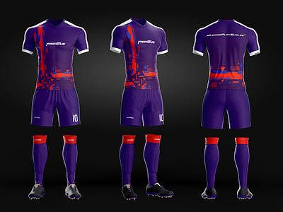 New Jersey design uniform t-shirt branding jersey