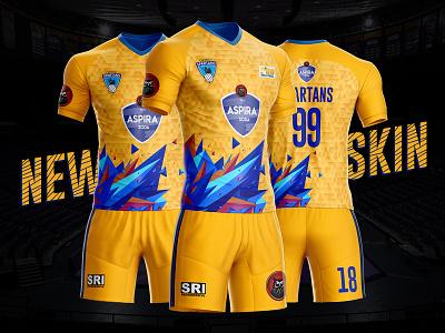 Jersey Sports volley volleyball chennai merchandise uniform jersey sports vector design logo branding