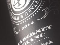 2012 Cabernet Franc