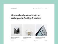 Homepage mint