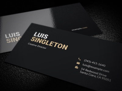 Business Card Template psd free business cards template visiting card modern black and white minimal creative elegant clean business card