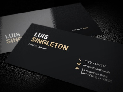 Business Card Template Psd By Horea Nicodin Dribbble - Business card template psd