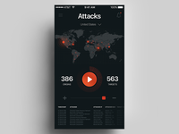 Cyber Attacks Radar