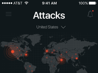 Global cyber attacks