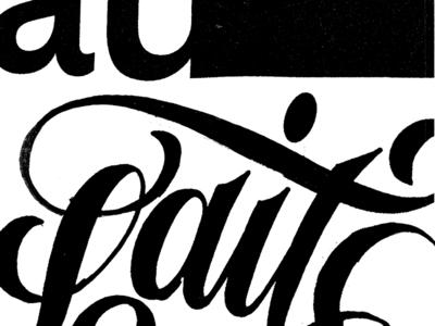 Café Au Lait - Sketches