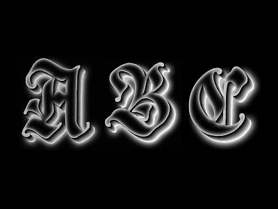 ABC xestastudio xestaone xesta typography typemystyle type skillsmadeofdouro logo lettering illustration calligraphy calligraffiti