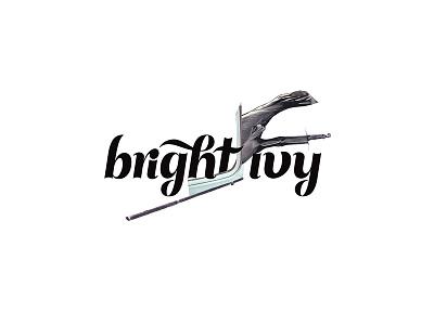 Bright Ivy xestastudio xestaone xesta typography typemystyle type skillsmadeofdouro logo illustration calligraphy calligraffiti