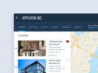 Commercial Real Estate Portal