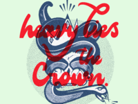 Heavy Lies The Crown
