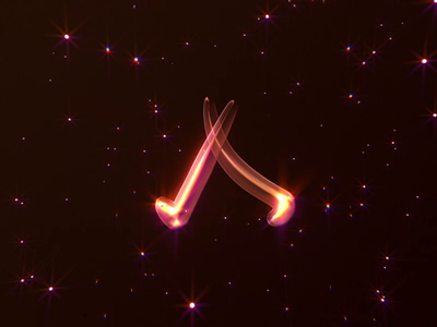 SPACE WALK space walk cycle 2d animation after effects