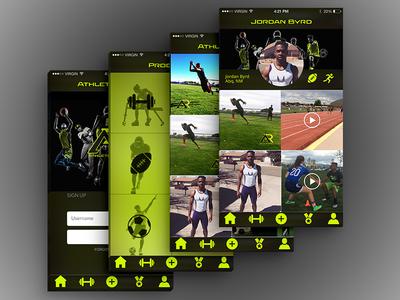 Athlete Ready App