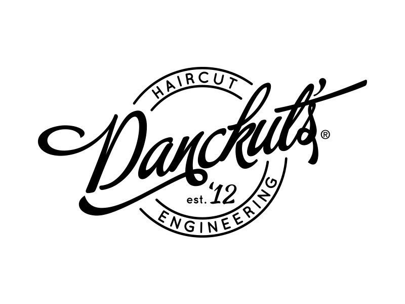 Danckut S Haircut Engineering Logo By Christopher Guadarrama