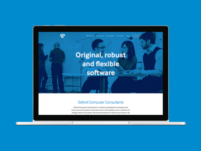 OCC's website