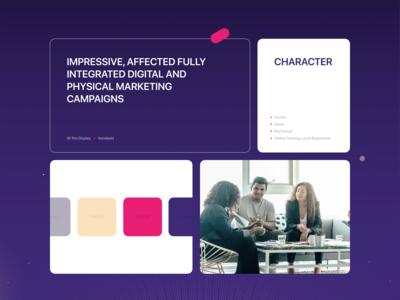 UGM — Style Guide brand web-design ui