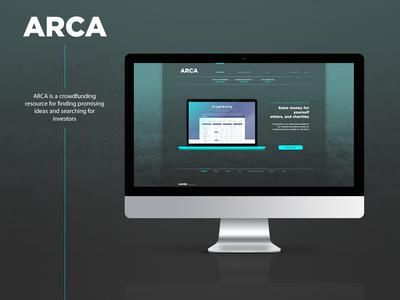 ARCA Crypto Crowdfunding indiegogo kickstarter cryptocurrency app web crowdfunding bitcoin crypto